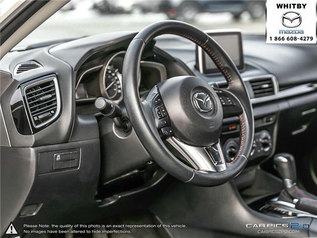 2015 Mazda Mazda3 GS (Stk: P17408) in Whitby - Image 13 of 27