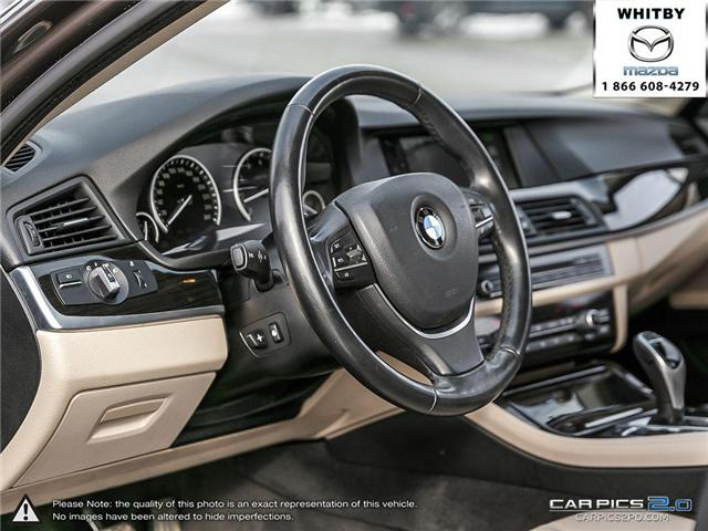 2013 BMW 535i xDrive (Stk: P17387) in Whitby - Image 13 of 27