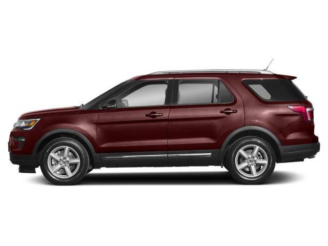 2019 Ford Explorer Limited (Stk: 196221) in Vancouver - Image 2 of 9