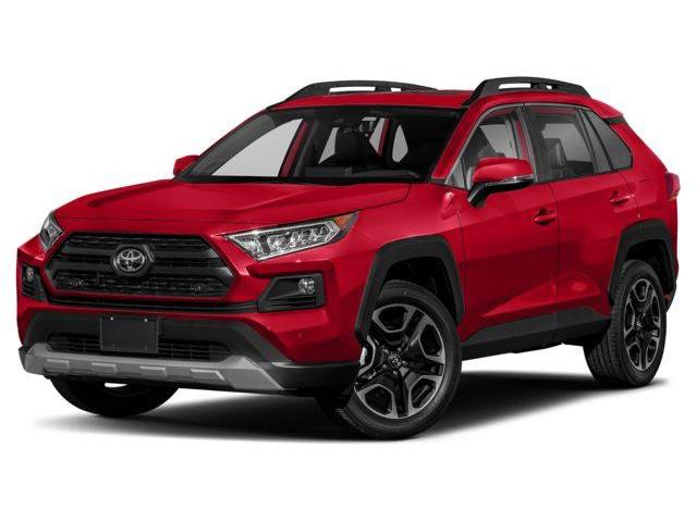 2019 Toyota RAV4 Trail (Stk: 19220) in Ancaster - Image 1 of 9