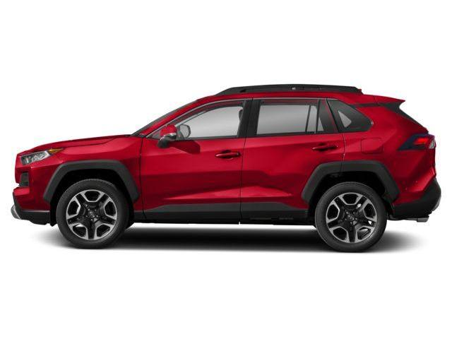 2019 Toyota RAV4 Trail (Stk: 19220) in Ancaster - Image 2 of 9