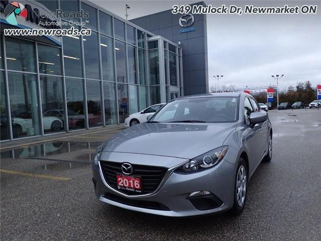 2016 Mazda Mazda3 GX (Stk: 14129) in Newmarket - Image 1 of 30