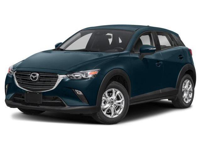 2019 Mazda CX-3 GS (Stk: M1996) in Calgary - Image 1 of 9