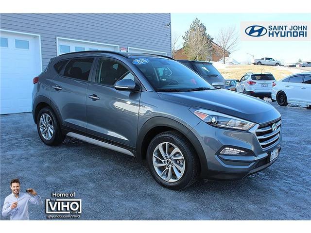 2018 Hyundai Tucson  (Stk: U2037) in Saint John - Image 1 of 23