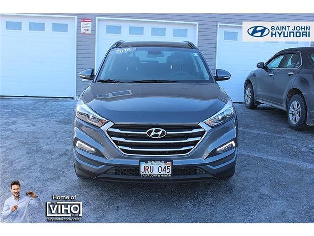 2018 Hyundai Tucson  (Stk: U2037) in Saint John - Image 2 of 23