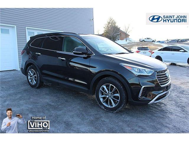 2019 Hyundai Santa Fe XL  (Stk: U2038) in Saint John - Image 1 of 24