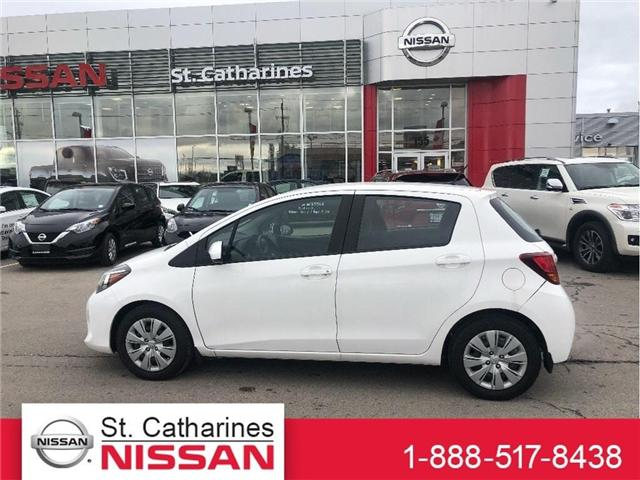 2016 Toyota Yaris LE (Stk: MU18083B) in St. Catharines - Image 1 of 18