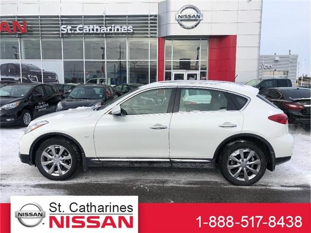 2016 Infiniti QX50 Base (Stk: P2198) in St. Catharines - Image 1 of 22