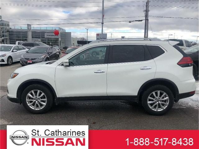 2017 Nissan Rogue  (Stk: P2206) in St. Catharines - Image 1 of 5