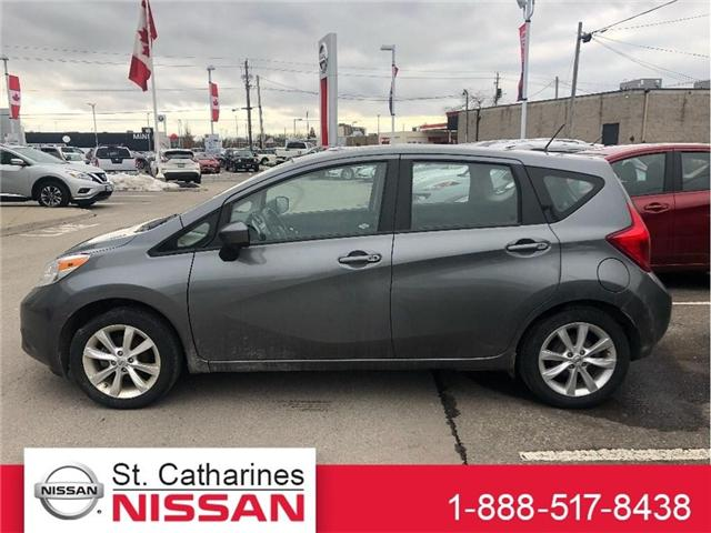 2016 Nissan Versa Note SL (Stk: P-2184A) in St. Catharines - Image 1 of 5