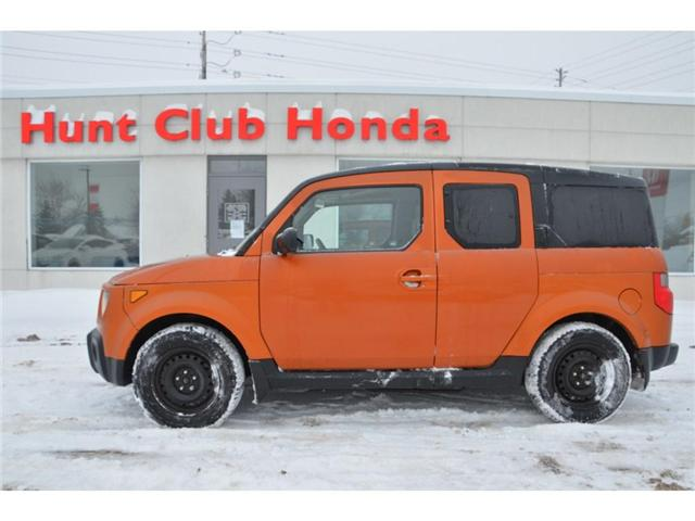 2008 Honda Element EX-P (Stk: Z00337A) in Gloucester - Image 1 of 22