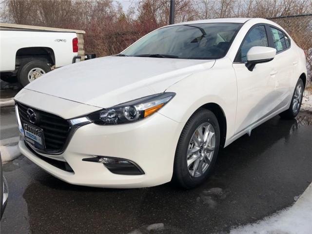 2018 Mazda Mazda3 GS (Stk: 18445) in Cobourg - Image 1 of 5