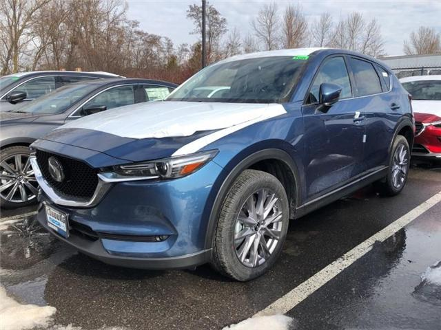 2019 Mazda CX-5 GT w/Turbo (Stk: 19068) in Cobourg - Image 1 of 5