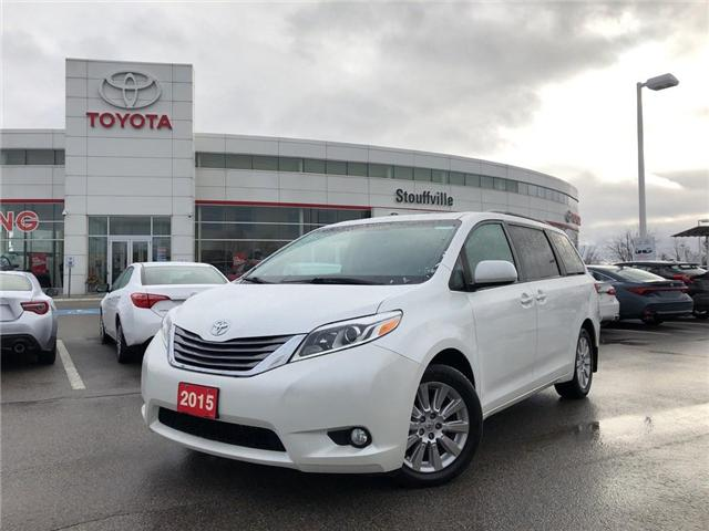 2015 Toyota Sienna  (Stk: 181065A) in Whitchurch-Stouffville - Image 1 of 24