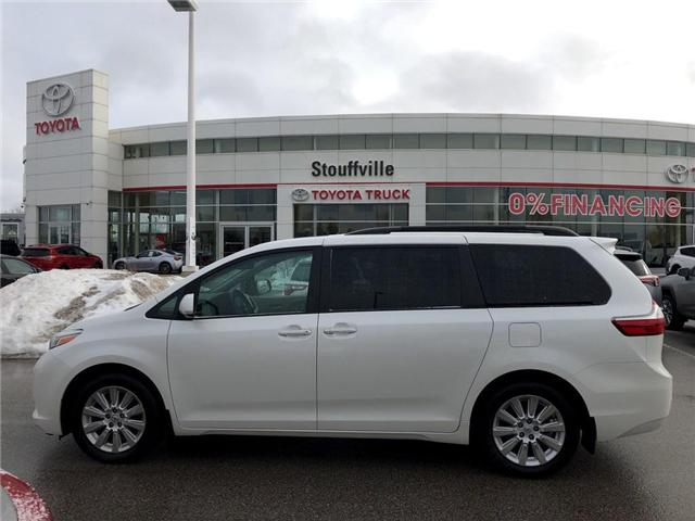 2015 Toyota Sienna  (Stk: 181065A) in Whitchurch-Stouffville - Image 2 of 24