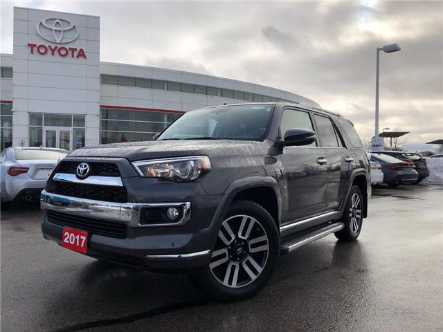 2017 Toyota 4Runner SR5 (Stk: P1698) in Whitchurch-Stouffville - Image 1 of 26