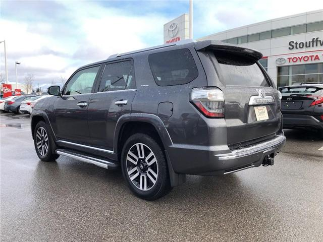 2017 Toyota 4Runner SR5 (Stk: P1698) in Whitchurch-Stouffville - Image 3 of 26
