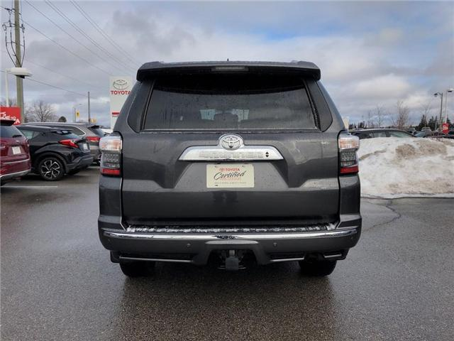2017 Toyota 4Runner SR5 (Stk: P1698) in Whitchurch-Stouffville - Image 4 of 26