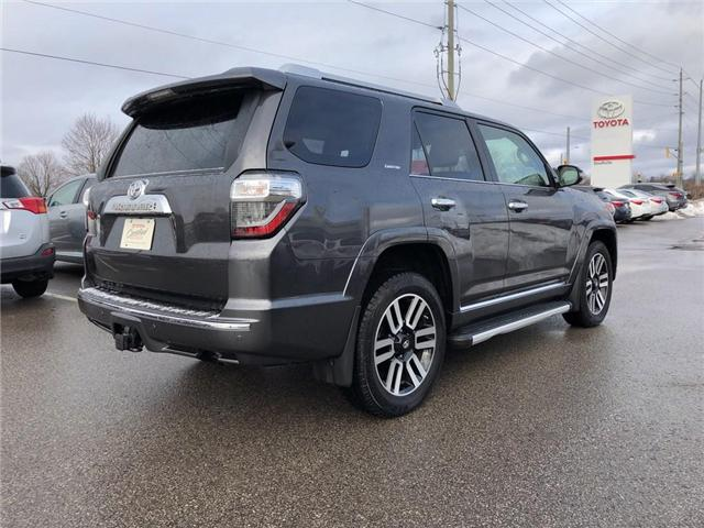 2017 Toyota 4Runner SR5 (Stk: P1698) in Whitchurch-Stouffville - Image 5 of 26