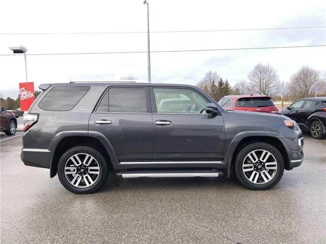 2017 Toyota 4Runner SR5 (Stk: P1698) in Whitchurch-Stouffville - Image 6 of 26