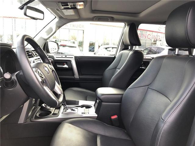 2017 Toyota 4Runner SR5 (Stk: P1698) in Whitchurch-Stouffville - Image 12 of 26