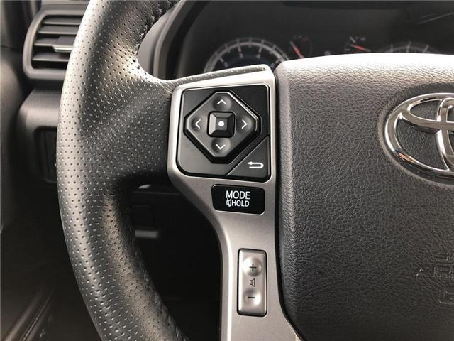 2017 Toyota 4Runner SR5 (Stk: P1698) in Whitchurch-Stouffville - Image 14 of 26
