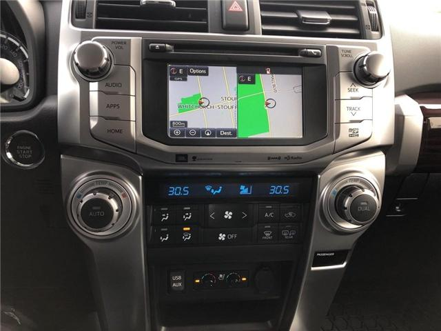 2017 Toyota 4Runner SR5 (Stk: P1698) in Whitchurch-Stouffville - Image 17 of 26