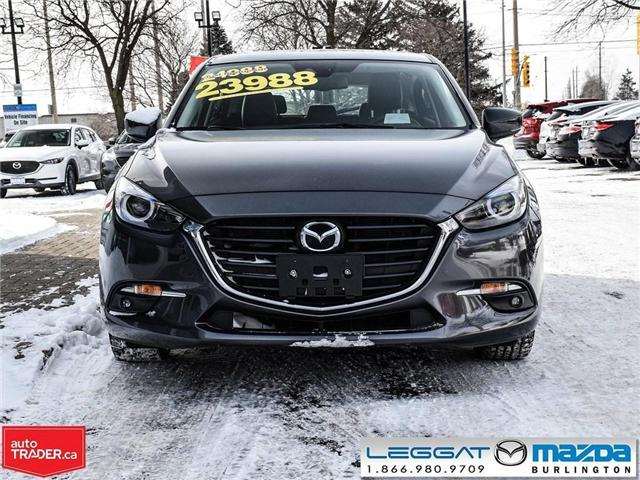 2018 Mazda Mazda3 Sport GT- LEATHER, NAV, BOSE, REAR CAMERA (Stk: 1758) in Burlington - Image 2 of 26