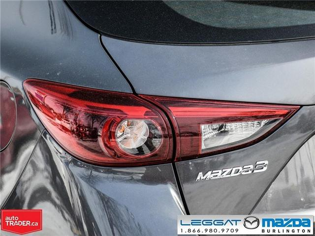 2018 Mazda Mazda3 Sport GT- LEATHER, NAV, BOSE, REAR CAMERA (Stk: 1758) in Burlington - Image 7 of 26