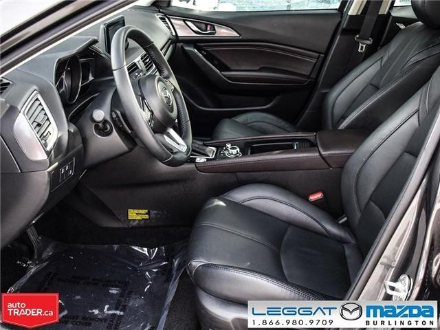2018 Mazda Mazda3 Sport GT- LEATHER, NAV, BOSE, REAR CAMERA (Stk: 1758) in Burlington - Image 13 of 26