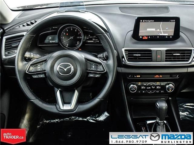 2018 Mazda Mazda3 Sport GT- LEATHER, NAV, BOSE, REAR CAMERA (Stk: 1758) in Burlington - Image 15 of 26