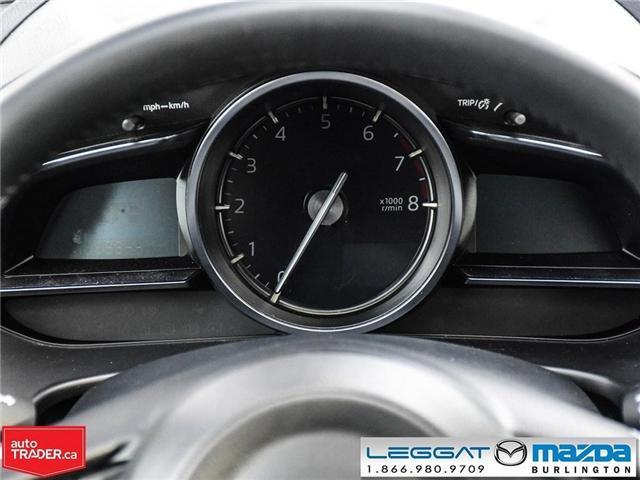 2018 Mazda Mazda3 Sport GT- LEATHER, NAV, BOSE, REAR CAMERA (Stk: 1758) in Burlington - Image 17 of 26