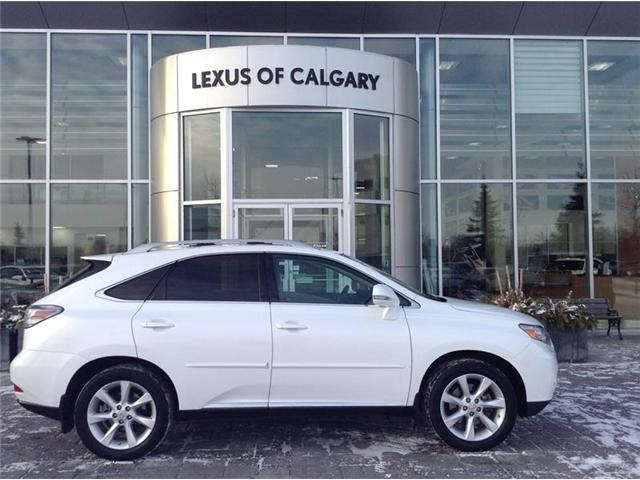2011 Lexus RX 350 Base (Stk: 190138A) in Calgary - Image 1 of 13