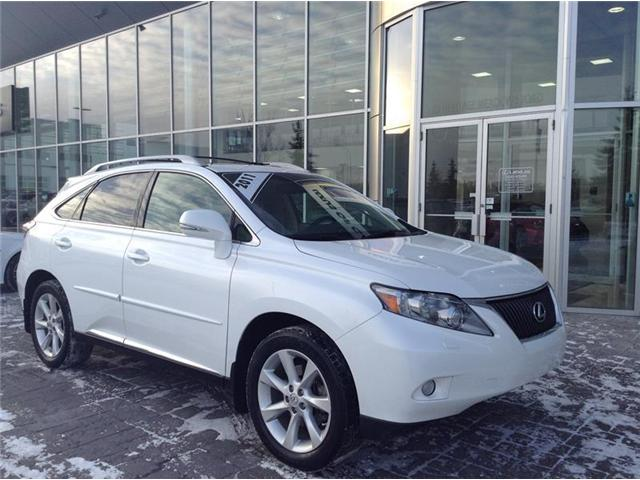 2011 Lexus RX 350 Base (Stk: 190138A) in Calgary - Image 2 of 13