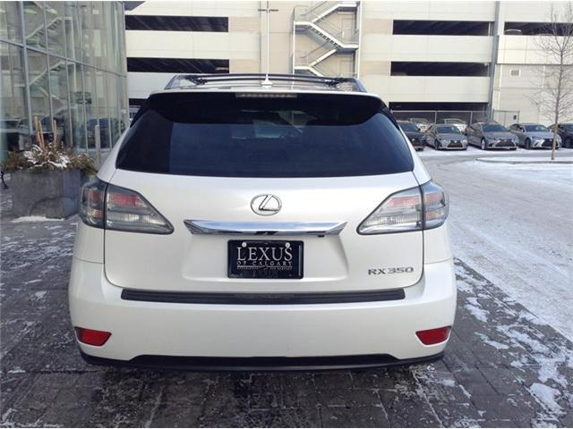 2011 Lexus RX 350 Base (Stk: 190138A) in Calgary - Image 6 of 13
