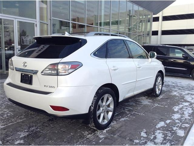2011 Lexus RX 350 Base (Stk: 190138A) in Calgary - Image 7 of 13