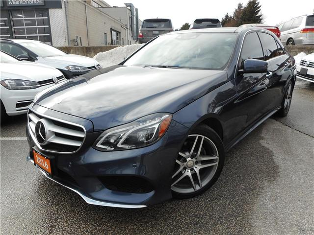2016 Mercedes-Benz E-Class Base (Stk: P7164) in Toronto - Image 2 of 30