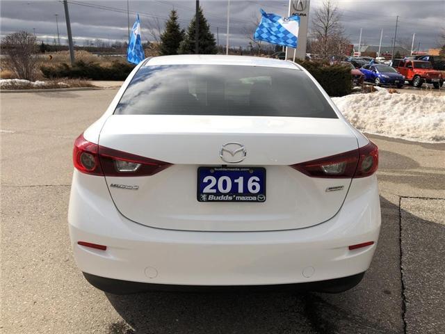2016 Mazda Mazda3 GS (Stk: P3400) in Oakville - Image 4 of 19