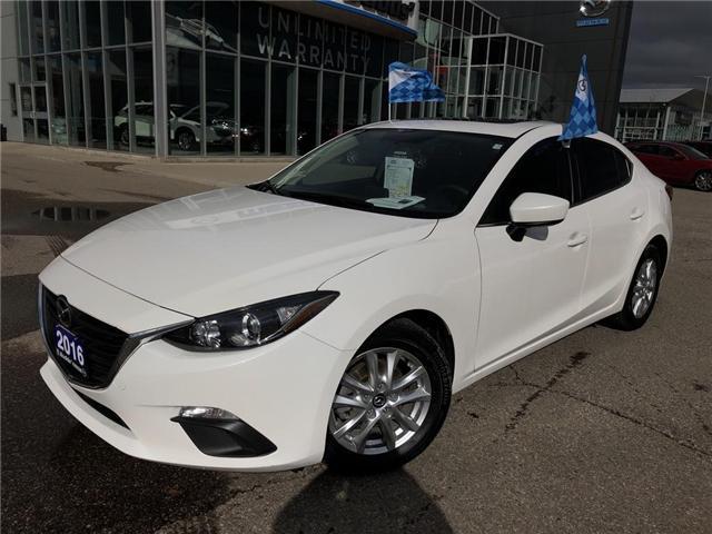 2016 Mazda Mazda3 GS (Stk: P3400) in Oakville - Image 9 of 19