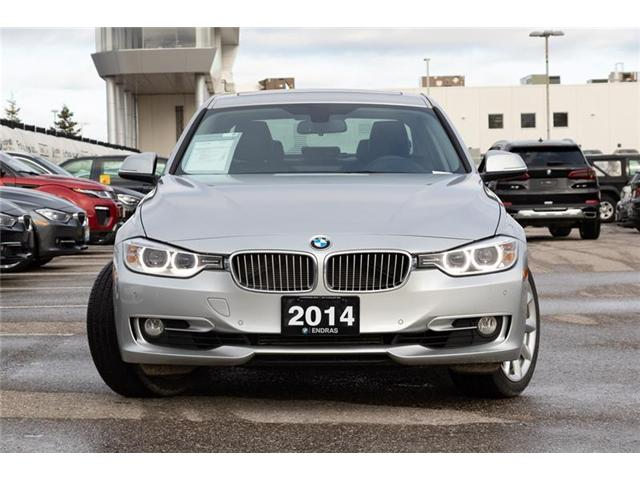 2014 BMW 328i xDrive (Stk: P5755) in Ajax - Image 2 of 20