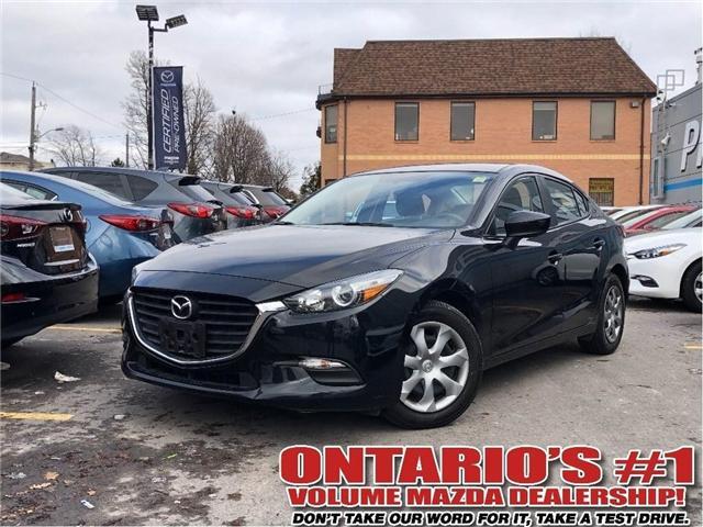 2017 Mazda Mazda3 GX (Stk: P2293) in Toronto - Image 1 of 20