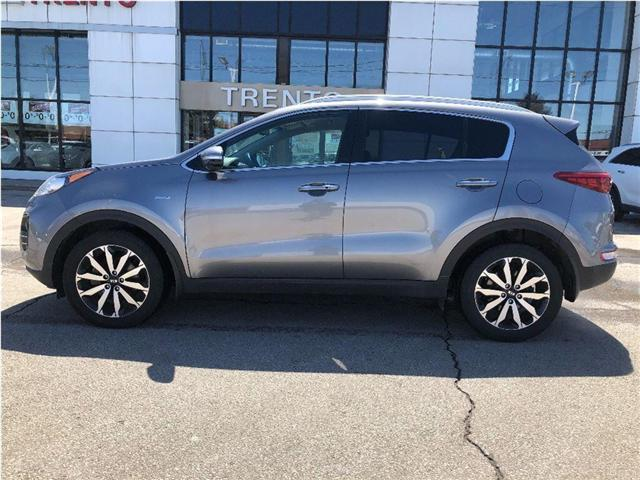 2017 Kia Sportage EX (Stk: U208) in North York - Image 2 of 18