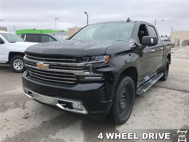 2019 Chevrolet Silverado 1500 High Country (Stk: Z236637) in Newmarket - Image 1 of 17