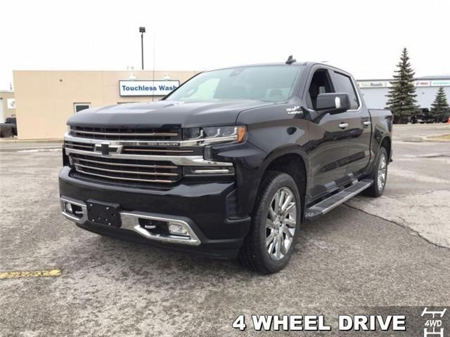 2019 Chevrolet Silverado 1500 High Country (Stk: Z228501) in Newmarket - Image 1 of 20