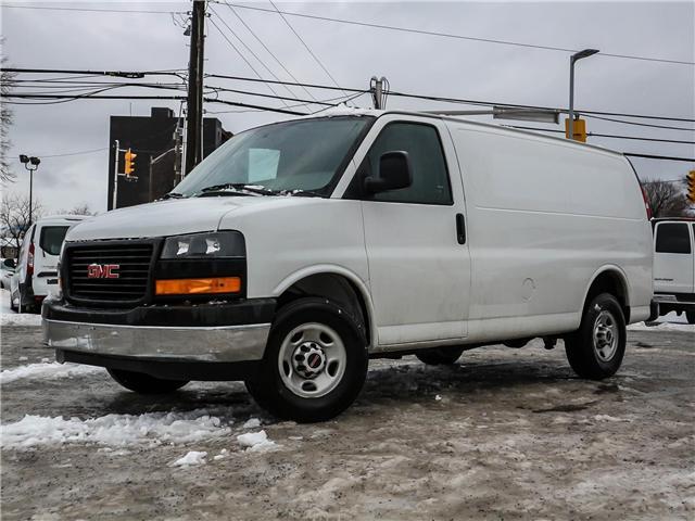 2018 GMC Savana 2500 Work Van (Stk: 185469) in Ottawa - Image 1 of 19