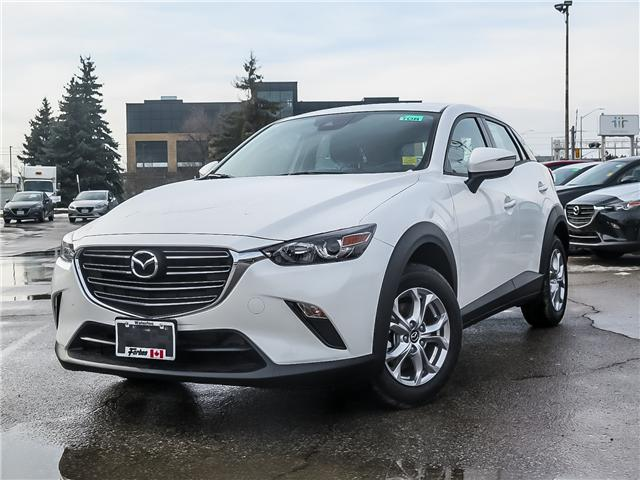 2019 Mazda CX-3 GS (Stk: G6425) in Waterloo - Image 1 of 20