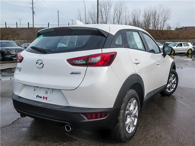 2019 Mazda CX-3 GS (Stk: G6425) in Waterloo - Image 5 of 20