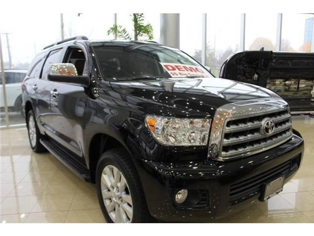 2017 Toyota Sequoia Platinum 5.7L V8 (Stk: D271969) in Markham - Image 2 of 24