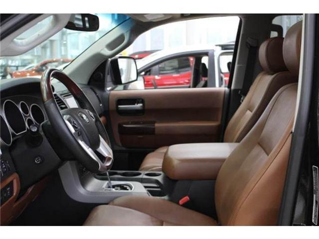 2017 Toyota Sequoia Platinum 5.7L V8 (Stk: D271969) in Markham - Image 7 of 24