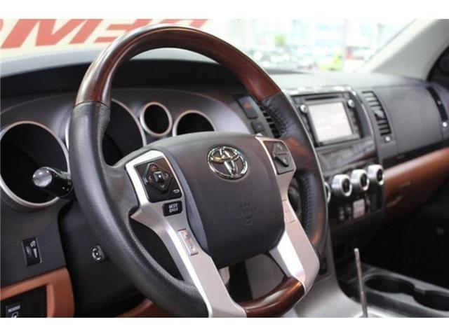 2017 Toyota Sequoia Platinum 5.7L V8 (Stk: D271969) in Markham - Image 10 of 24